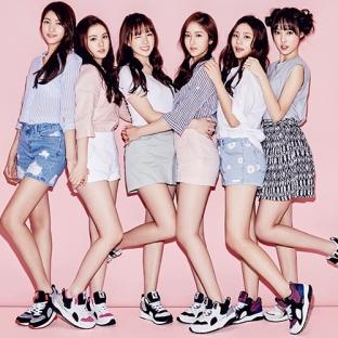 2015 AKIII CLASSIC LOOKBOOK 여자친구 1차 화보 공개