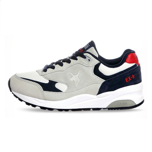 AKIII CLASSIC  EX-9  Gray/Navy/Red