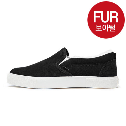 "<b><font color=""red"">New Release !! ★ ★</font></b> <br> AKIII CLASSIC <BR> 801 Slip-on Black"