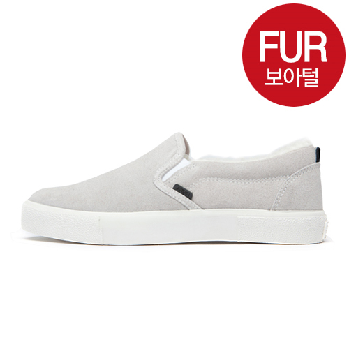 "<b><font color=""red"">New Release !! ★ ★</font></b> <br> AKIII CLASSIC <BR> 801 Slip-on Sand Grey"