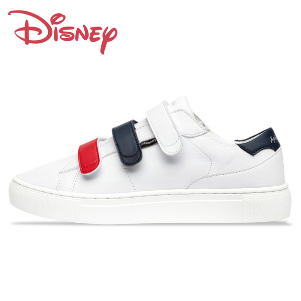 "<b><font color=""blue"">Disney XAKIII CLASSIC COLLABO Limited Edition</font></b> <br> AKIII CLASSIC Sneakers <BR> Disney Collection White Navy Red"