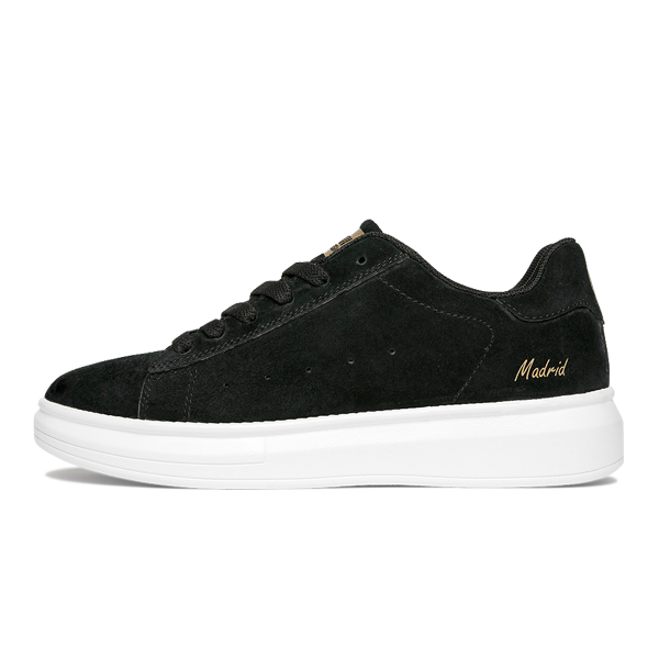 "<b><font color=""red"">New Product Release!</font></b> <br> AKIII CLASSIC Madrid <BR> Black (Suede)"