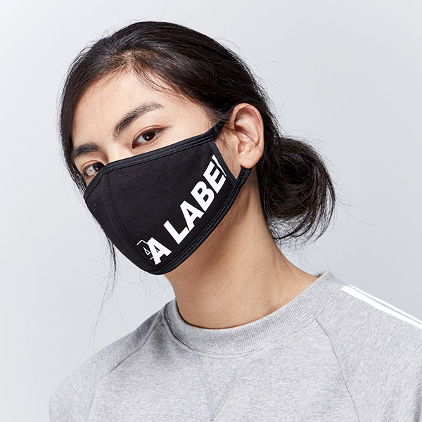 <b><font color=green>AKIII CLASSIC</font></b> <br> This label Mask (unisex) <br> Big logo Mask