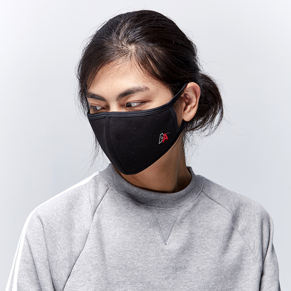 <b><font color=green>AKIII CLASSIC</font></b> <br> This label Mask (unisex) <br> Double Logo Mask