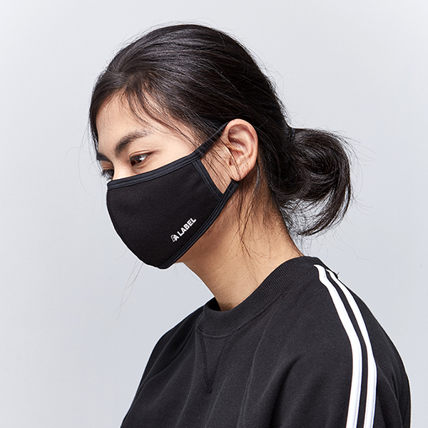 <b><font color=green>AKIII CLASSIC</font></b> <br> This label Mask (unisex) <br> Small logo Mask