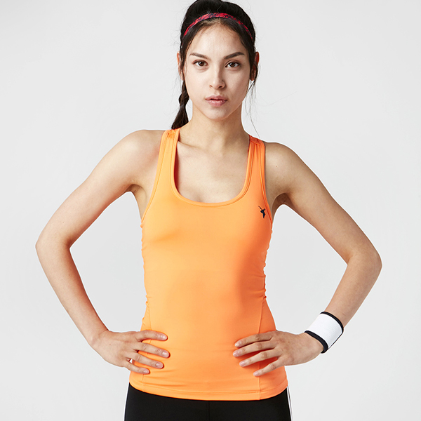 AKIII CLASSIC  <br> Sleeveless TYPE-1 <br> Orange <br>