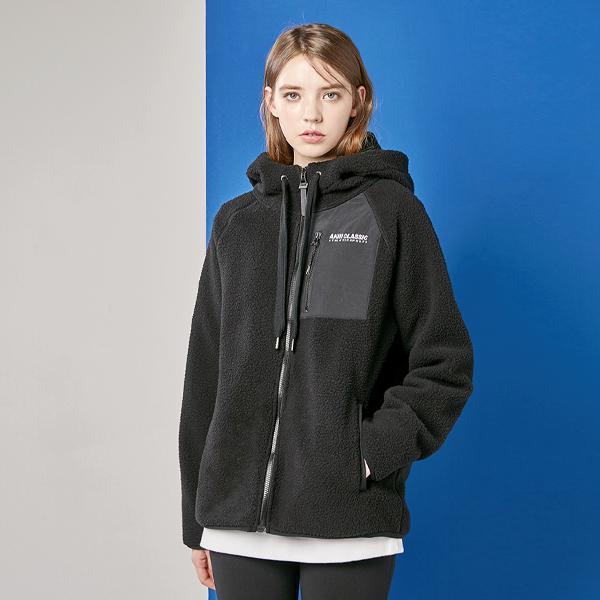 <b><font color=red>Early Bird October 11 Pre-Sale</font></b> <br> Akiii classic buckle fleece hoodies zip up