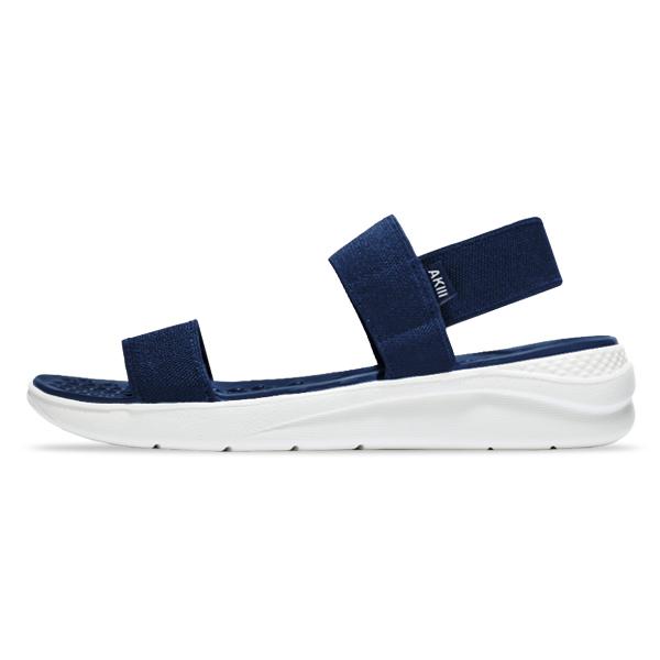 Bubble Strap Sandals Navy