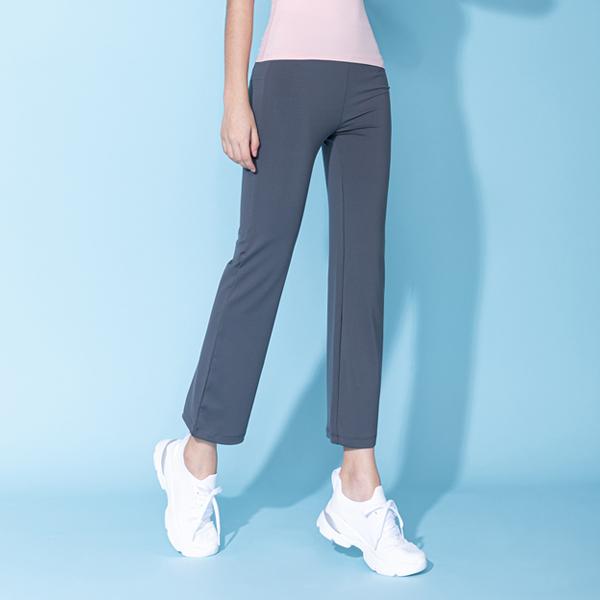 Ultra Cellar Semi Flare Pants <br> Dark gray