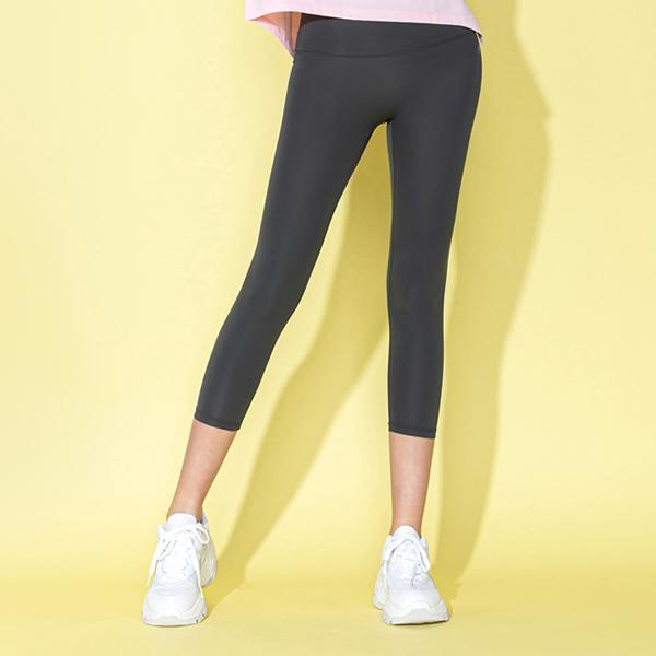 Light Fit (Air Cool) Joy Part 7 Leggings <br> Dark gray