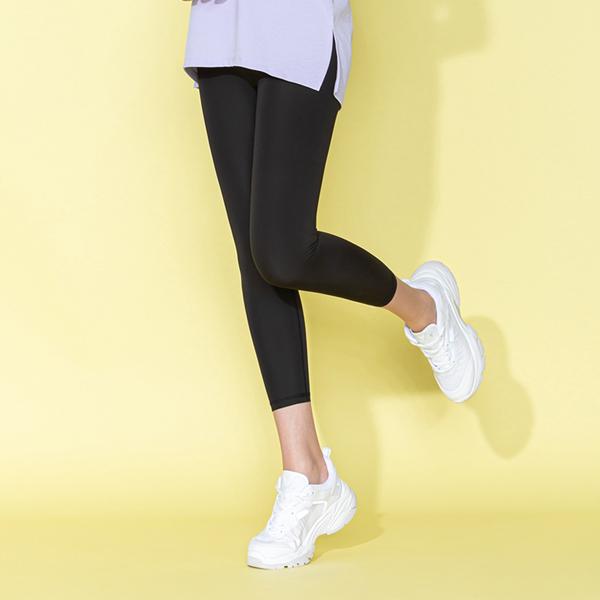 Light Fit (Air Cool) Joy Part 7 Leggings <br> Black